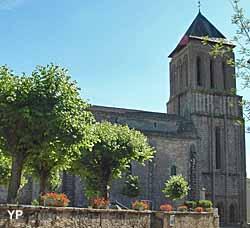 Abbatiale Saint-Pierre (doc. Mairie de Lesterps)