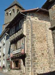 Maison du Patrimoine (Mairie de Lesterps)