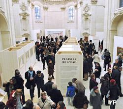 Chapelle de l'Oratoire - vernissage (doc. Musée des Beaux-Arts de Nantes)