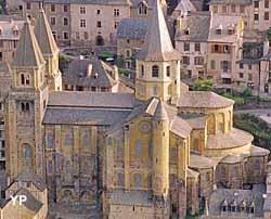 Eglise-Abbatiale Sainte-Foy (Office de Tourisme Conques-Marcillac)