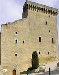 Château des Papes (Office de tourisme Provence Rhône et Ouvèze)