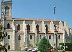 Collégiale Notre-Dame (Office de tourisme des Coteaux et Landes de Gascogne)