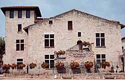Maison du Roy (Office de tourisme des Coteaux et Landes de Gascogne)
