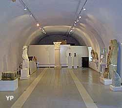 Musée Municipal d'Archéologie et de Peinture - galerie d'archéologie
