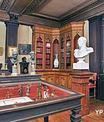 Salle d'Eckmühl (Musée d'arts et d'histoire Mairie d'Auxerre)