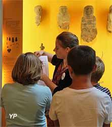 Visite du musée de Bretagne