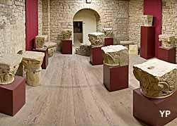 Salle des chapiteaux