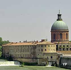 Hôpital Saint-Joseph de La Grave (doc. Hôpitaux de Toulouse)
