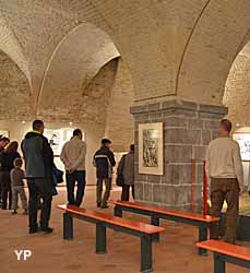 Musée du dessin et de l'estampe originale - Poudrière