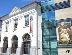 Halle aux Poissons (Office de Tourisme Gravelines- Les Rives de l'Aa)