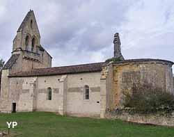 Eglise Saint-Martin d'Insos (Office de Tourisme de la Communauté de Communes du Canton de Villandraut)