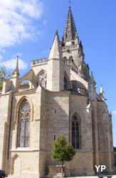 Collégiale Notre-Dame (Office de Tourisme de la Communauté de Communes du Canton de Villandraut)