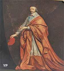 Cardinal de Richelieu (Alexis Perrassin d'après Philippe de Champaigne, 1848)
