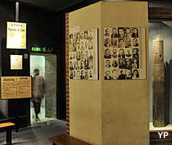 Musée de la Résistance et de la Déportation (D. Lefranc)