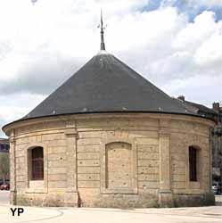 Puits de Siège (Office de Tourisme du Pays de Longwy)