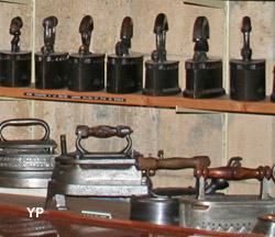 Musée des fers à repasser (Office de Tourisme du Pays de Longwy)