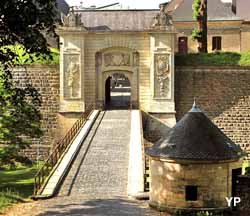 Fortifications de Vauban (doc. Office de Tourisme du Pays de Longwy)