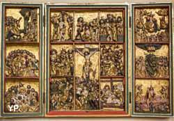 Triptyque de la Passion du Christ