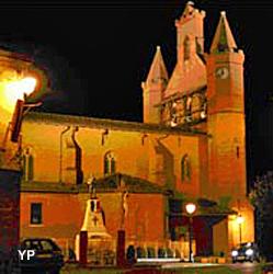 Eglise de l'Assomption (doc. Mairie de Lapeyrouse-Fossat)