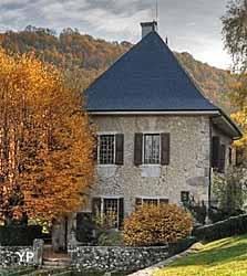 Les Charmettes, maison de Jean-Jacques Rousseau (Photothèque des musées de Chambéry)