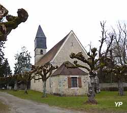 église Saint-Pierre de Poigny-la-Forêt (doc. Yalta Production)