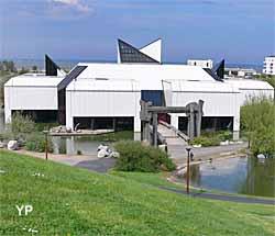 Lieu d'Art et Action Contemporaine (LAAC) (Ville de Dunkerque, Cathy Christiaen)