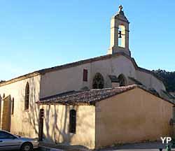Église Saint-Pierre - maître autel (doc. Les Amis de Jouques)