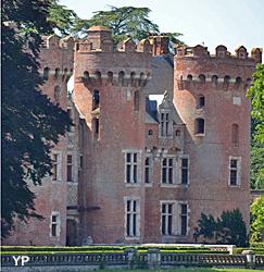 Château de Villebon (doc. J. de La Raudière)