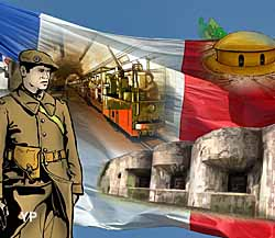 Ouvrage Maginot du Hackenberg
