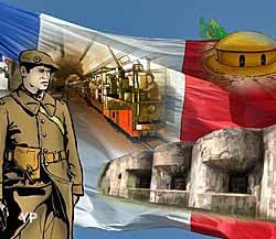 Ouvrage Maginot du Hackenberg (Association Amifort)