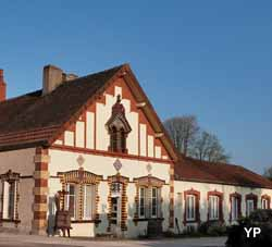 Confiturerie artisanale  - ancienne tuilerie Perrusson (Yalta Production)
