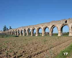 Aqueduc romain du Gier (OTIVG - C. Cordat)