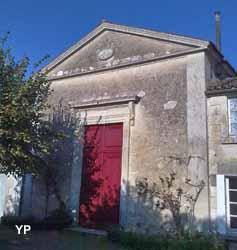 Temple protestant (Mairie de Foussais-Payré)