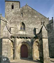 Eglise Saint-Hilaire - baie aveugle nord (Mairie de Foussais-Payré)