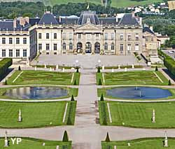 Château de Lunéville (Château des Lumières - CG 54)