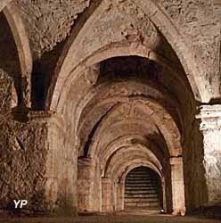 Caves du château de Montargis