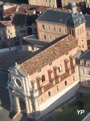 Lycée Laperouse - ancien collège des Jésuites (Académie de Toulouse)