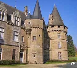 Château de Bonnefontaine (doc. T. de Rohan Chabot)