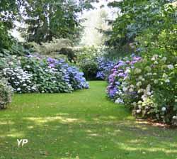 Jardin Floral du Château de Digeon
