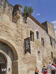 Château et tour Bermond (Ville de Sommières)