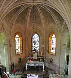 Château de Villemolin - chapelle