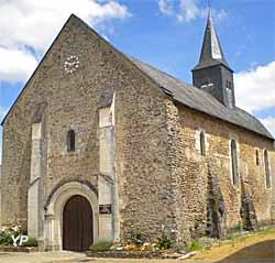 Église Saint-Martin (Mairie de Beauvau)