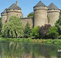 Château de Lassay (C. de Montalembert)