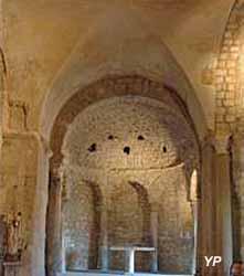 Baptistère de Venasque (Mairie de Venasque)