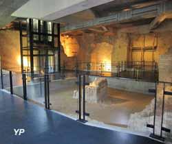 Musée Archéologique d'Argentomagus - crypte