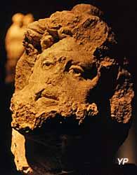 Hélios Sérapis (Musée d'Argentomagus)