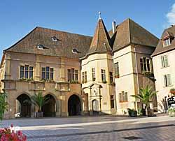 Palais de la Régence (Ville d'Ensisheim)