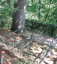 Tombe de Georges Clémenceau