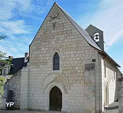 Église Saint-Pierre après rénovation (Mairie d'Artannes sur Thouet)