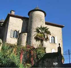 Château de Seix (Communauté de Communes du Canton d'Oust)